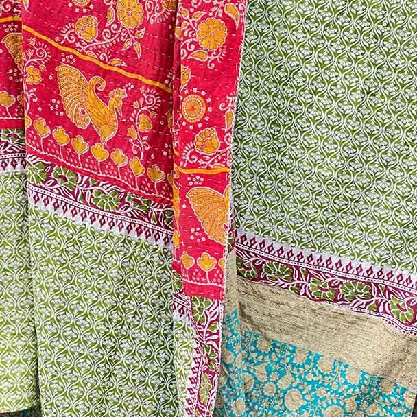 Picnic Blanket -Vintage Lightweight Beach Throw Blanket 5
