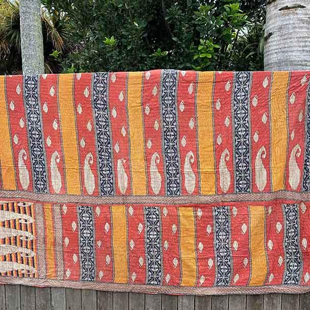 Tablecloth -Vintage Lightweight Beach Throw Blanket 9