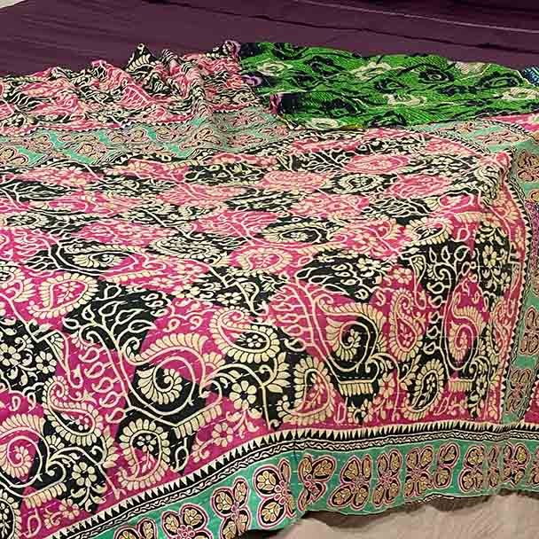 Tablecloth - Vintage Lightweight Beach Throw Blanket 11