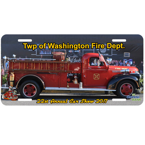 Custom Personalized License Plates - Add your own Picture, Design, Logo