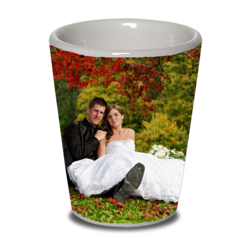 Shot Glasses Custom Personalized / Add your Picture, Text Logo