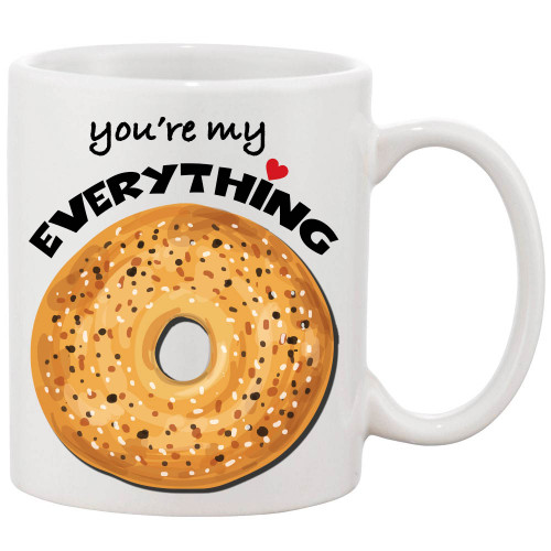 SALE PRICING!!  Your My Everything Coffee Mug - Cute - Funny
