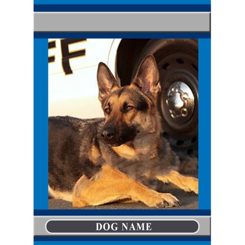 Custom Dog Trading Cards #5