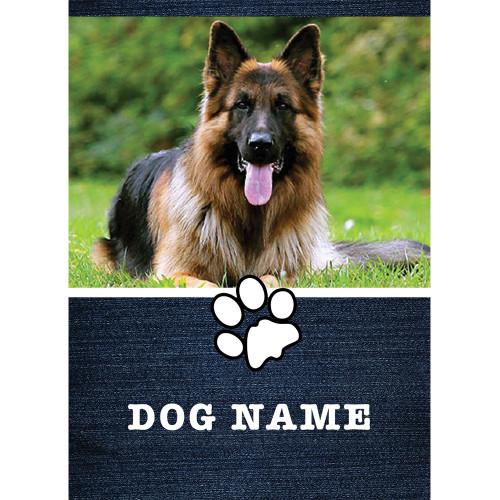 Custom Dog Trading Cards #6