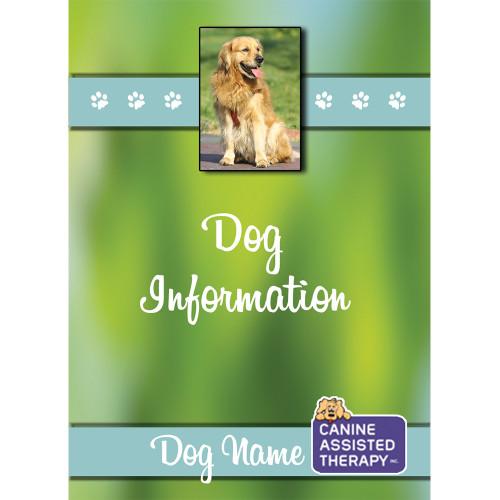 Custom Dog Trading Cards #7