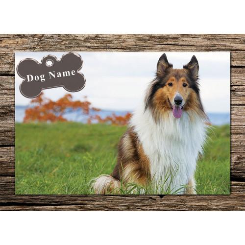 Custom Dog Trading Cards #11