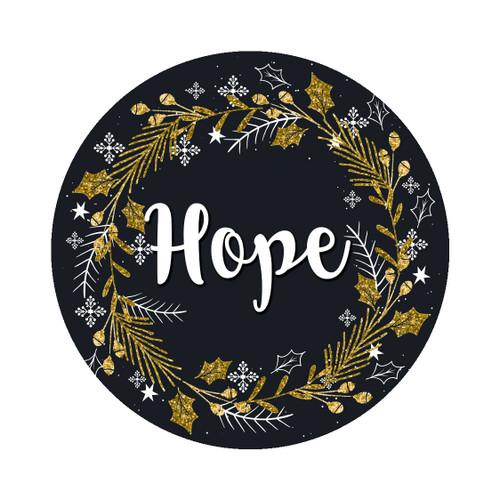 Hope Ornament - Custom & Personalized