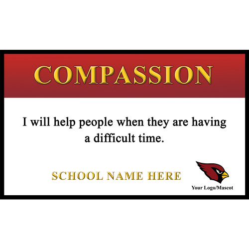 Core Value Banners  1 - Compassion