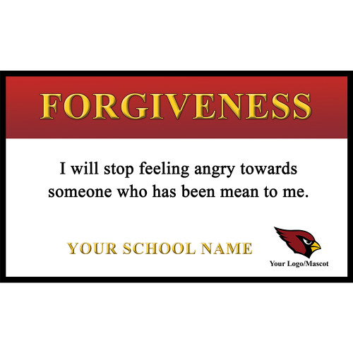 Core Value Banner 4  - Forgiveness