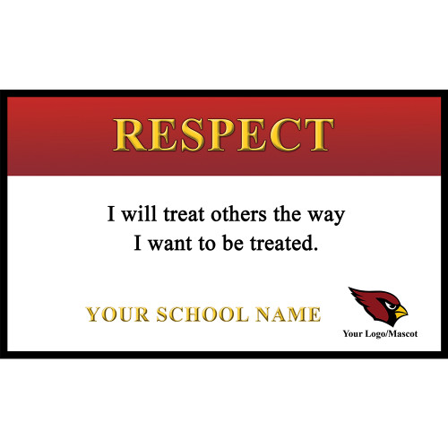 Core Value Banner 9  - Respect