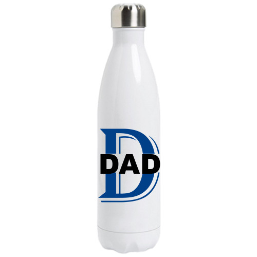 Custom Personalized Stainless Steel Water Bottle / Picture, Logo, Design