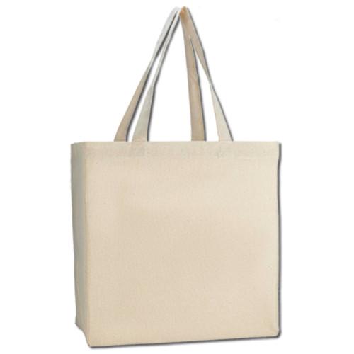 3 Pieces Canvas Cotton Shopping Bags/ Tote Bags/Beach Bags/ Teacher Bags/Eco Friendly Bags