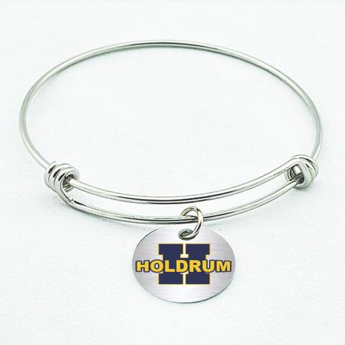Custom Photo Stainless Steel Bangle Photo Bracelet