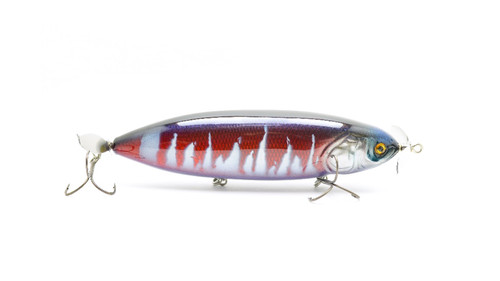 Crimson World Wide BARRACUDA 175 SCW Hand Made #4 Outrage Red Oikawa NEW