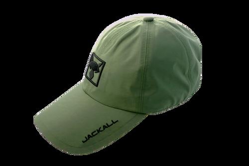 Jackall RAIN CAP # Khaki NEW
