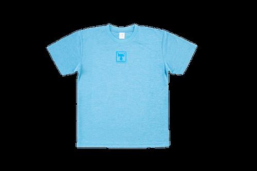 Jackall DRY T-SHIRT L Size # Blue NEW