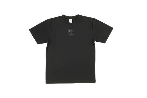 Jackall DRY T-SHIRT L Size # Black NEW