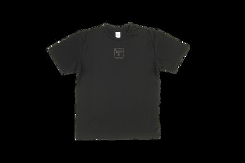 Jackall DRY T-SHIRT XL Size # Black NEW