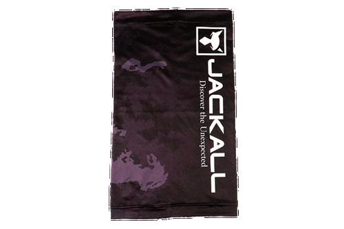 Jackall COOL NECK GUARD # Black Camo NEW