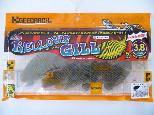 GEECRACK BELLOWS GILL 3.8 #302 Neon Gill NEW