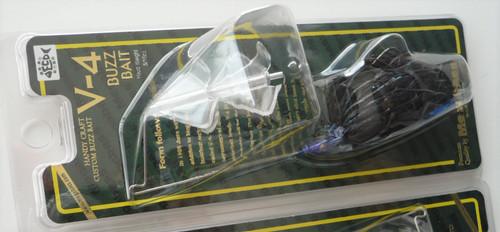Megabass V-4 Twin Prop Buzzbait 5/16 oz (limited) # IL Black NEW