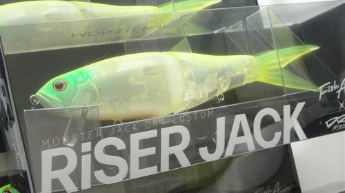 Fish Arrow x DRT RISER JACK  # Lemonade NEW