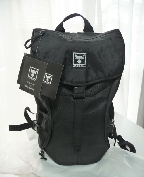 Jackall FIELD BAG Type Trail Back Pack # Black NEW