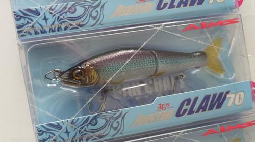 Gan Craft Jointed Claw Salt Custom 70 S Sinking #AS-01 Konoshiro NEW