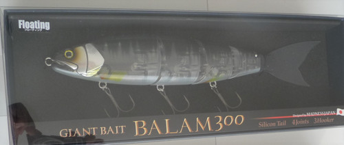 Madness Japan BALAM 300 Floating #07 Clear Hasu NEW