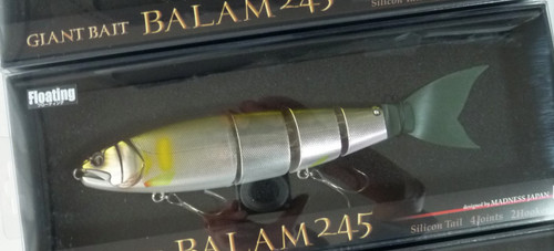 Madness Japan BALAM 245 Floating (2021 New Color ) #19 Laser Ayu NEW