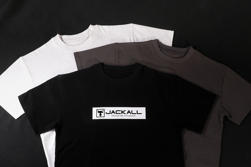 Jackall BOX LOGO TEE  T-Shirt M Size NEW