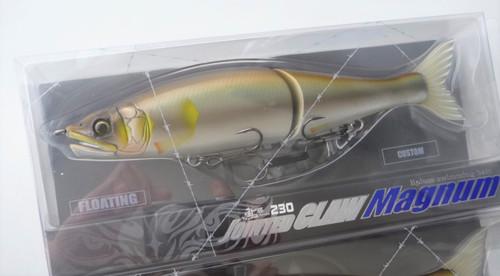 Gan Craft Jointed Claw Magnum 230 F Floating #U-16 Ryujin Ayu NEW