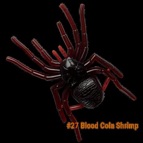 Gan Craft BIG SPIDER NEW