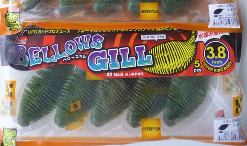 GEECRACK BELLOWS GILL 3.8 #006 Watermelon Seed NEW