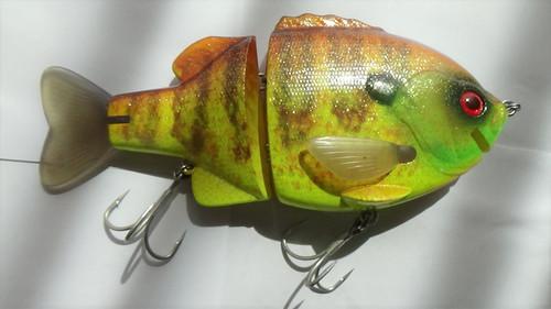Deps BULL SHOOTER Jr Floating #(Limited) Mustard Gill