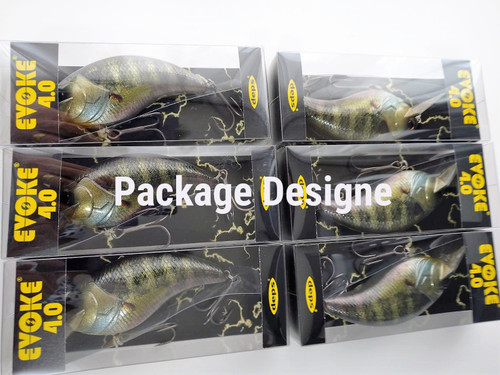 Deps EVOKE 4.0 Magnum Crankbait for cover fishing NEW