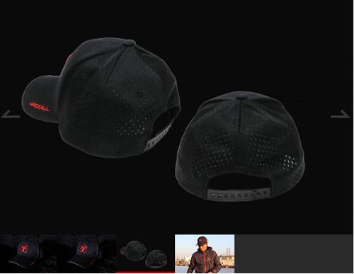 Jackall SQUARE LOGO CAP # Red NEW
