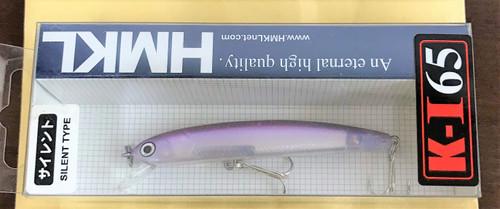 HMKL K-1 65 SP Minnow # Purple Real Shad NEW