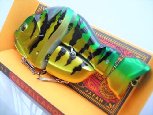 Manifold CASTELLANON # Green/Sliver Flake NEW
