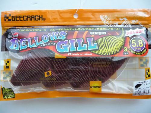 GEECRACK BELLOWS GILL 5.8 #013 Cola NEW