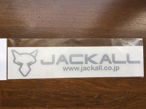 Jackall Cutting Sticker Type 3 S Size # Silver NEW