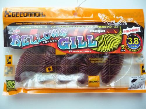 GEECRACK BELLOWS GILL 3.8 #013 Cola NEW