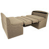 """RecPro 36"""" RV Dinette Booth Cloth with Optional Table and Leg"""