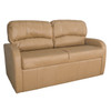 RV Sleeper Sofa Jackknife Toffee