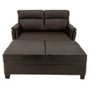 """RecPro Michael 62"""" EZ-OUT RV Trifold Sofa Bed"""