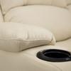 """RecPro Charles 58"""" RV Loveseat in Ultrafabrics® Brisa®"""