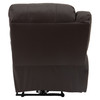 "RecPro Charles 29"" Powered Left Arm Recliner Modular RV Furniture Reclining Luxury Lounger in Ultrafabrics® Brisa®"