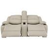 "RecPro Charles 67"" RV Wall Hugger Recliner Sofa in Ultrafabrics® Brisa®"