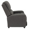 """RecPro Charles 28"""" Push Back Recliner Small RV Chair in Cloth"""