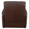 RecPro Charles RV Gaming Chair and Ottoman with Storage